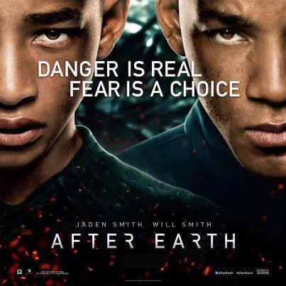 After Earth Official Trailer