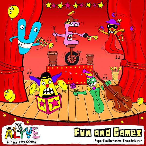 ALIVE009 Fun and Games