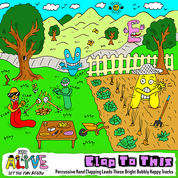 ALIVE011 Clap To This