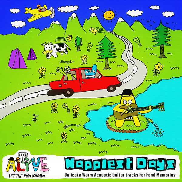 ALIVE007 Happiest Days