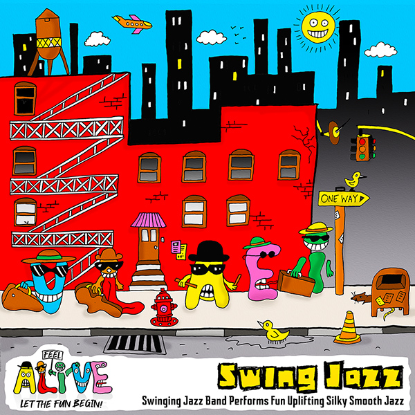 ALIVE014 Swing Jazz