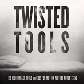 TJ0004 Twisted Tools